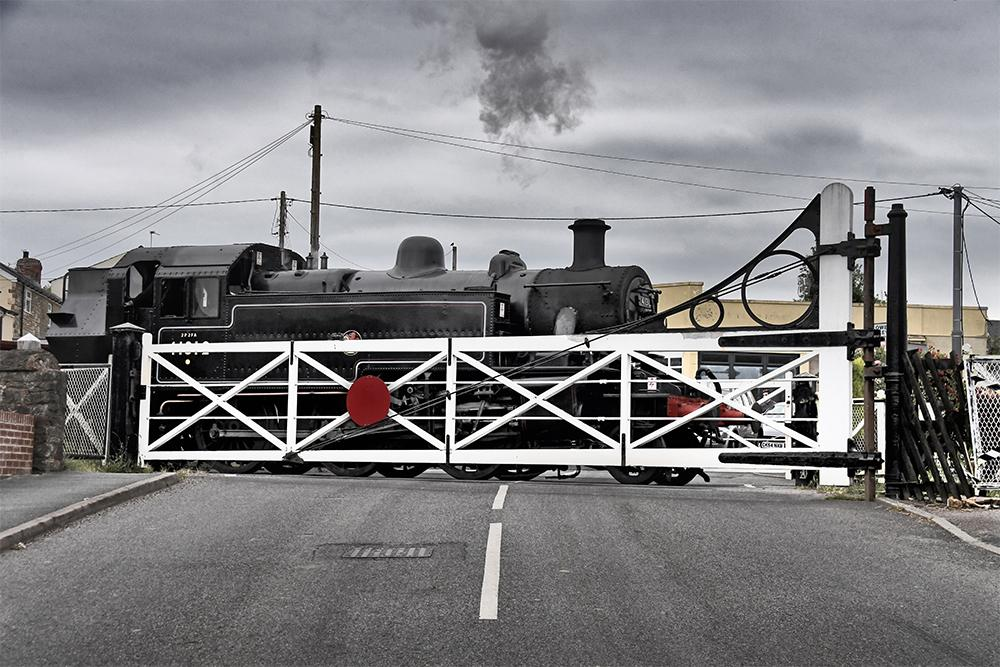Image of UK heritage train